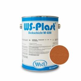Краска WS-Plast 0005 Медь