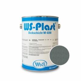 Краска WS-Plast 0018 Металлик-изумруд