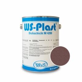 Краска WS-Plast 0019 Металлик-янтарь