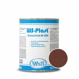 Краска WS-Plast 0007 Старая медь