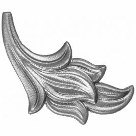139 Лист кованый