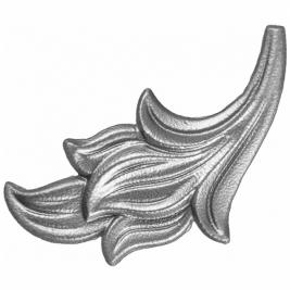 140 Лист кованый