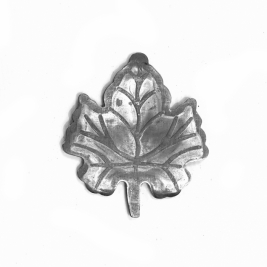 Кованый лист винограда, арт. 19-1206