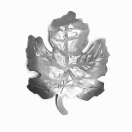 Кованый лист винограда, арт. 19-1216