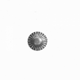 Кованый элемент накладка арт. 19-1372