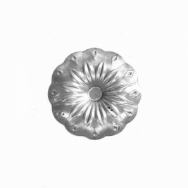 Кованый элемент накладка арт. 19-1386