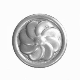 Кованый элемент накладка арт. 19-3176