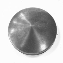 19477-114 Заглушка круглая столба 114 мм