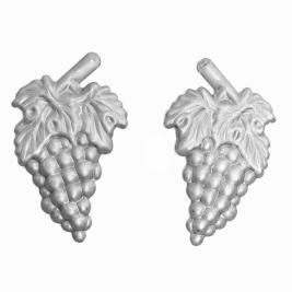 Гроздь винограда штампованная, арт. 21.12