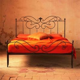 """Кованая кровать """"Шерон"""""""