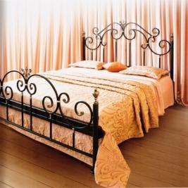 """Кованая кровать """"Венеция"""""""