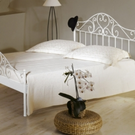 """Кованая кровать """"Прованс"""""""