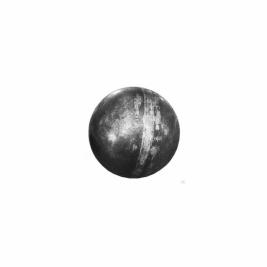 Шар стальной пустотелый 25 мм