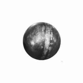 Шар стальной пустотелый 40 мм