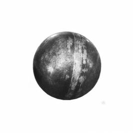 Шар стальной пустотелый 50 мм