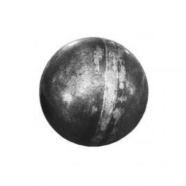 Шар стальной пустотелый 70 мм